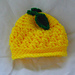 Lemon Baby Hat pattern
