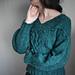 Woodspirit Sweater pattern