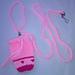 (Leash) Precious in Pink Dog Leash pattern