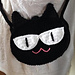 Black Cat Purse pattern