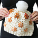 Leafly Autumn Hat pattern
