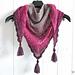 Ana Lucia Shawl pattern