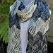 Braided Zebra Scarf pattern