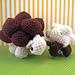 Poofy Sheep Amigurumi Toy pattern