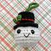 Snowball Christmas Ornament pattern