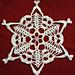 Erishkigal Skully Snowflake pattern