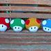 Mario Mushroom pattern