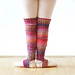 BEND Leg Warmers pattern