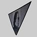 Severus Snape Illusion Shawl pattern