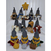 Gnometivity - Baby Gnomes Nativity Set pattern