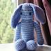 Sock Bunny pattern