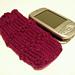 Heavy duty PDA cozy pattern