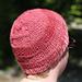 Square Lattice Hat pattern