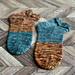 Half Full Socks pattern
