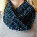 Constellation Cowl pattern
