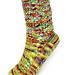 Winding Path Socks pattern