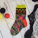 Happy Jack Socks pattern