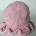 Flirty Baby Hat pattern