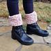 My First Boot Cuffs pattern