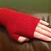 Light as AIR Fingerless Gloves pattern