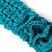 Ruffles Headband pattern