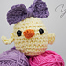 Eggwinda the Chick pattern