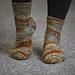Manhole Socks pattern