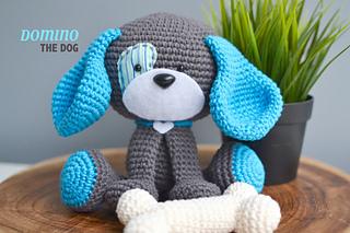 PDF AmiDogs Miniature Schnauzer amigurumi dog CROCHET PATTERN | Etsy | 213x320