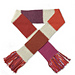 Color Swatch Crochet Scarf pattern