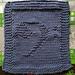 Bass Clef Dishcloth pattern
