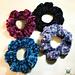 Velvet Squishy Scrunchies pattern