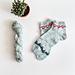 sLOVEnia socks pattern