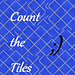 Count the Tiles shawl pattern