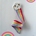 Rainbow Bookmark pattern