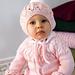 76a. Vauvan pitsineulemyssy pattern