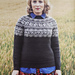 Haukeli genser pattern