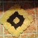Pom - Pom  Mini rug pattern
