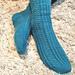 Nollaig socks pattern
