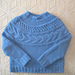 Cabled Yoke Pullover pattern