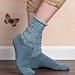Flutterby Socks pattern
