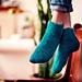 Pondside Socks pattern