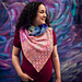 Popsicle Stand Scarf pattern