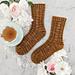 Creme Brulee Socks pattern