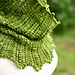 Fiddlehead Fern Cowl pattern