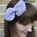 Orientation Headband and Necklace pattern