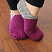 Saratoga Slippers pattern