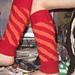 Swirly Twirly Leg Warmers pattern