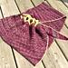 Grinch scarf / shawl pattern