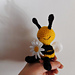 Princess Bee Amigurumi pattern