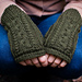 Afton Fingerless Mittens pattern